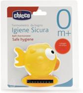 Chicco - Badthermometer Vis - Geel