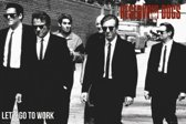 Reservoir Dogs Lets Go - Poster