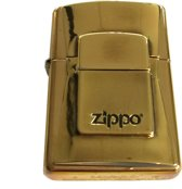 Zippo aansteker Golden Lighter Emblem Polished