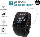 Polar M400 / M430 sporthorloge Premium screenprotector - 3 stuks | Pride King®