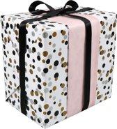 LOVLY® Cadeaupapier, 50cm, 200m, Confetti, 868,