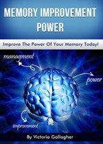 Memory Improvement Power