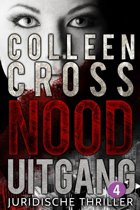 Katerina Carter thrillerserie 4 - Nooduitgang - deel 4