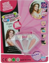 Make Up Set Pretty Girl Assorti Vormen