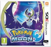 Pokemon Moon - 2DS + 3DS - UK versie