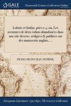 Lolotte Et Fanfan. Pties 1-4