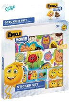 Sticker set Emoji ToTum 45 stickers