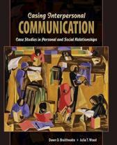 Casing Interpersonal Communication