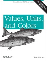 Download ebook Values, Units, and Colors the cheapest