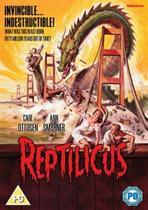 Reptilicus (import) (dvd)
