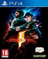 Resident Evil 5 Remastered - PS4