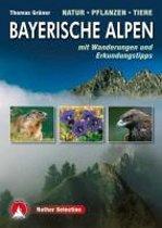 Naturführer Bayerische Alpen Rother