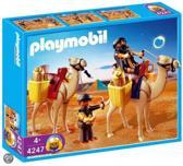 Playmobil Grafrovers met Kamelen - 4247