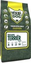 Yourdog tibetaanse terriã?r hondenvoer senior 3 kg