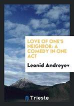Love of One's Neighbor