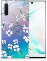 Samsung Galaxy Note 10 TPU Case Blossom White