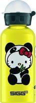Sigg Drinkfles Kids Hello Kitty Panda Geel 0,4l