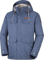Columbia South Canyon Lined Jacket Heren Outdoorjas - Dark Mountain - L