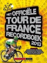 Het officiele Tour de France recordboek 2013