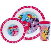 My Little Pony - Ontbijtsetje 3 delig - Multi