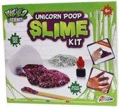 Unicorn Poop slime Kit
