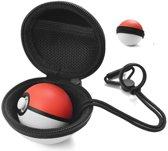 Siliconen Case Voor Poke Ball / Pokeball geschikt voor Nitendo Switch Cover Accessoires