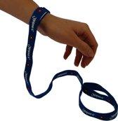 Jippie's - elastisch wandelkoord met velcro sluiting