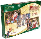 Falcon Christmas Collection Vol. 1 - Puzzel - 3000 stukjes