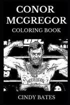 Conor McGregor Coloring Book
