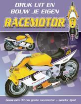 Druk uit en bouw je eigen Racemotor