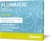Fluimucil tablet 600mg ~ 10 st