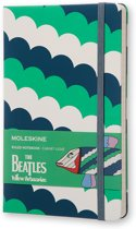 Moleskine notitieboek The Beatles - Large - Hard cover - Gelinieerd