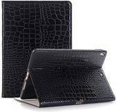 iPad Pro 10.5 hoesje - CaseBoutique - Zwart - Kunstleer