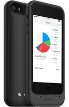 Mophie Space Pack 64GB iPhone 5/5S/5SE  - Zwart