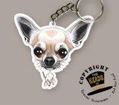 Sleutelhanger Hond Chihuahua