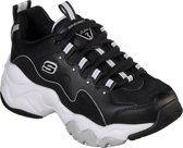 Skechers D'Lites 3.0 Zenway Dames Sneakers - Zwart - Maat 41