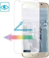 Mobiparts Tempered Glass Anti Blue Light Samsung Galaxy S6