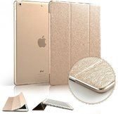 iPad 2 / 3 / 4 Smart Cover Case Texture Champagne
