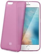 "Celly Frost Back Cover hoesje - Roze - voor iPhone 7 Plus / iPhone 8 Plus (5.5"" versies)"