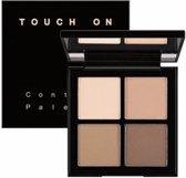 Missha - Touch On Contour Palette