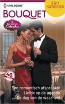 Een romantisch afspraakje / Liefde op de agenda / De dag van de waarheid - Bouquet Favorieten 468, 3-in-1