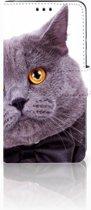 Huawei P30 Uniek Boekhoesje Kat