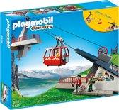 Playmobil Bergstation met Kabelbaan - 5426