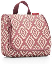 Reisenthel Travelling Toiletbag Diamonds rouge