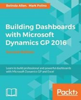 Building Dashboards with Microsoft Dynamics GP 2016 -
