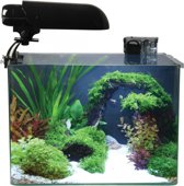 Aquatic Nature Cocoon Empty Aquarium 31x19x26 cm - 19L
