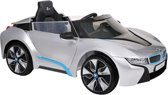 Accu Auto BMW i8 Zilver met afstandsbediening
