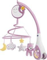 Chicco mobiel Next2Dreams roze