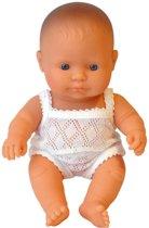 Miniland Babypop Europees Meisje - 21 cm