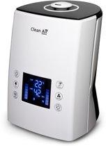 Clean Air Luchtbevochtiger met ionisator CA-606